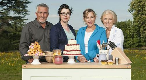 Boxing Bake Off & Hummous