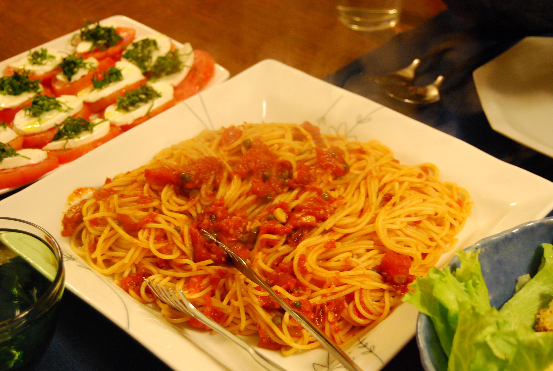 Pasta Puttenesca